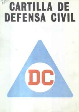 Cartilla de Defensa Civil