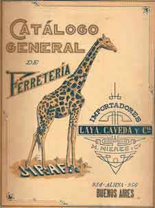 Catalogo General de Ferretería